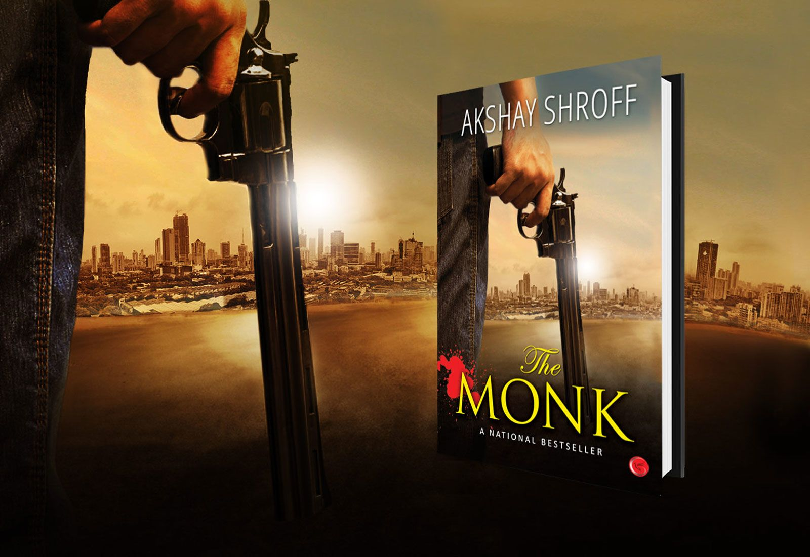 The Monk - Akshay Shroff | Cover