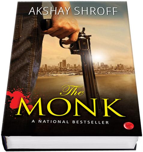 The Monk - Akshay Shroff - Author
